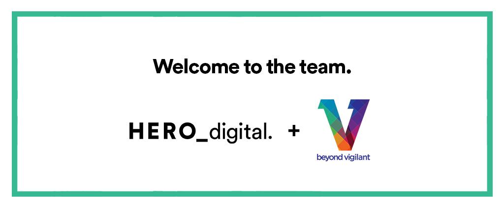 Welcome to Hero Digital: Beyond Vigilant