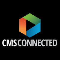 CMS Connected Logo