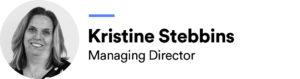 Kristine Stebbbins headhshot