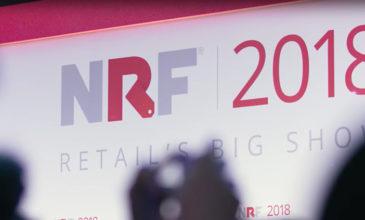 NRF 2018 logo