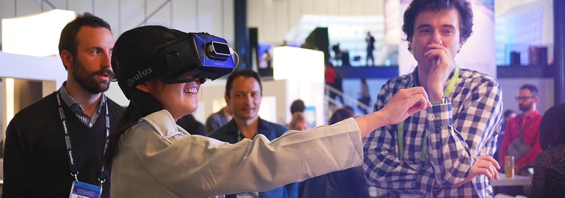adobe summit event VR