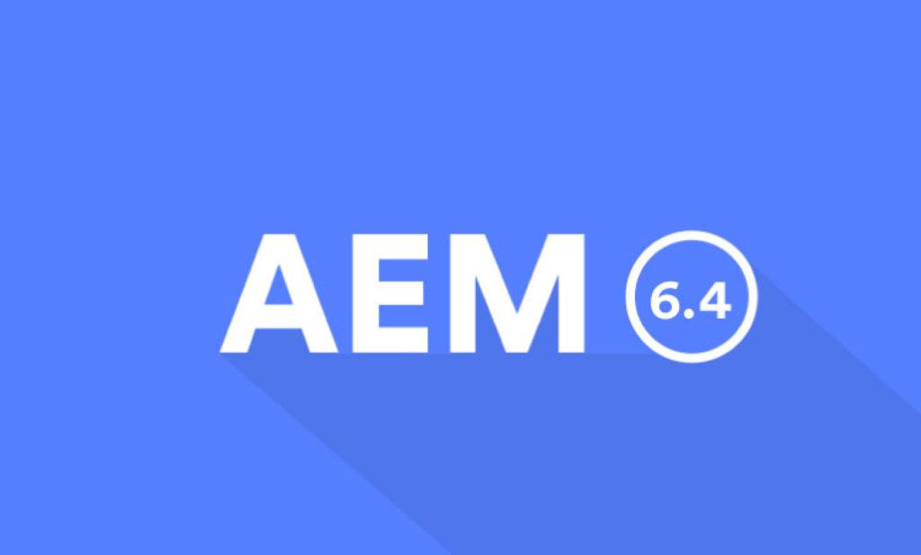 AEM 6.4 logo