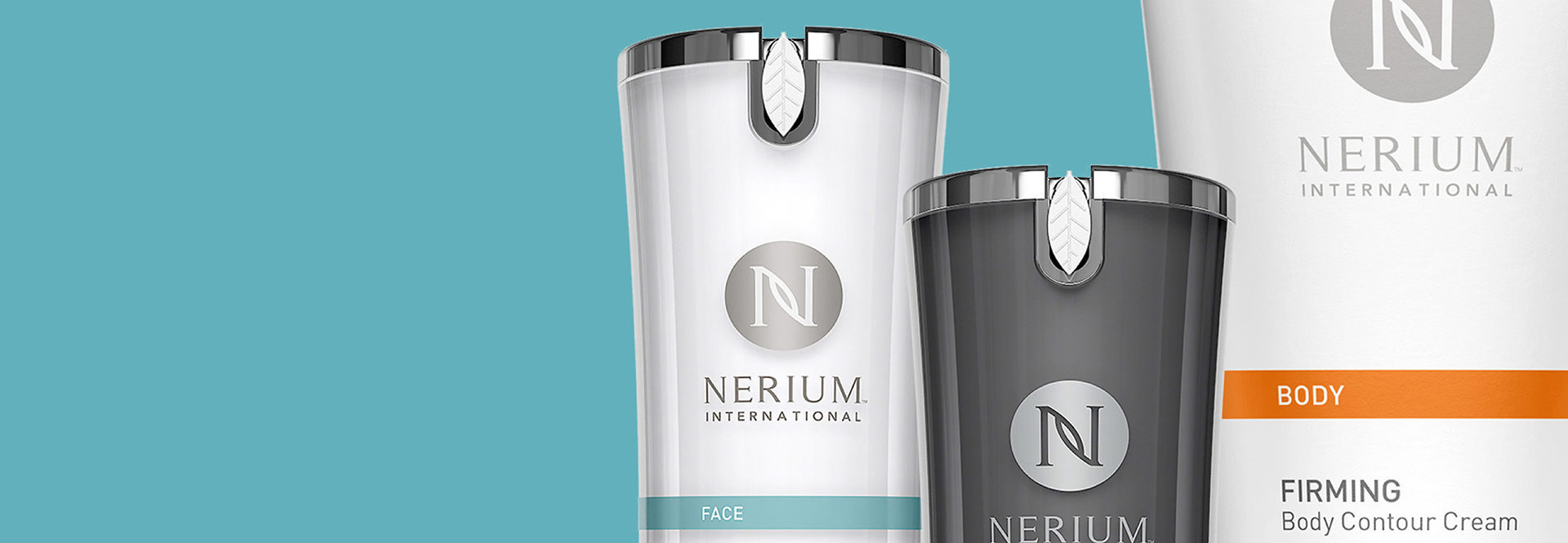 Range of Nerium products