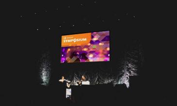 Sitecore Symposium 2018 stage