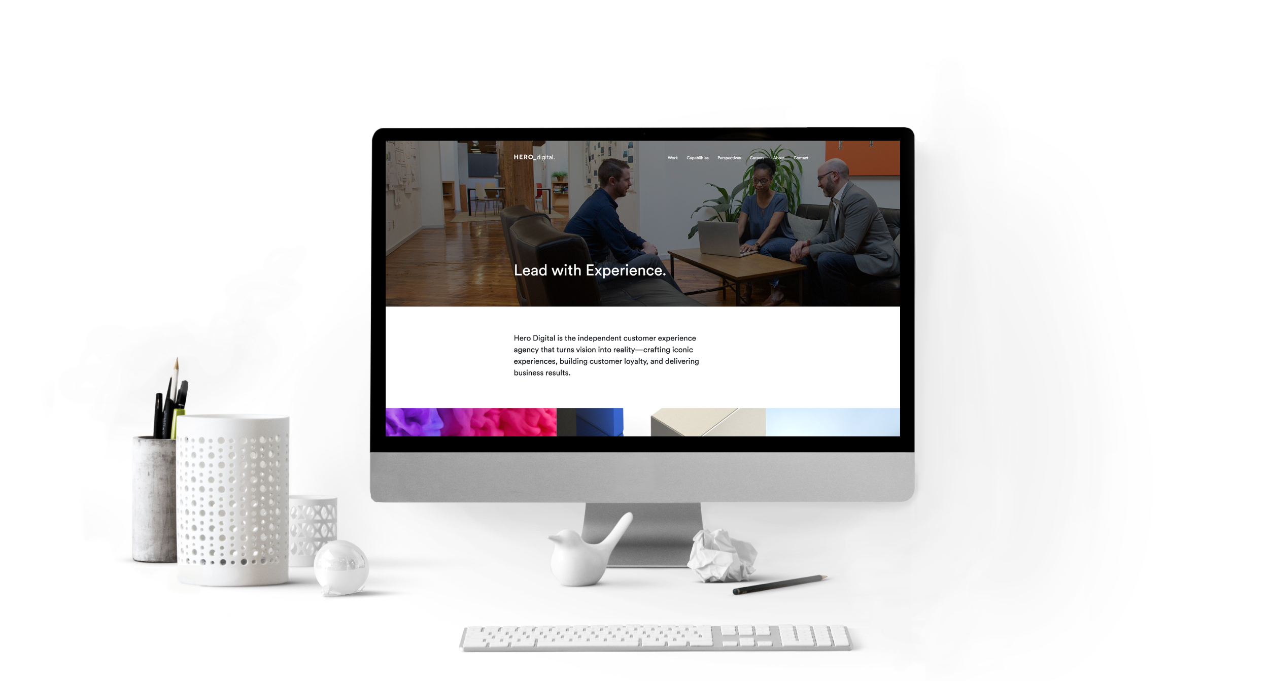 Hero Digital, the independent customer experience agency