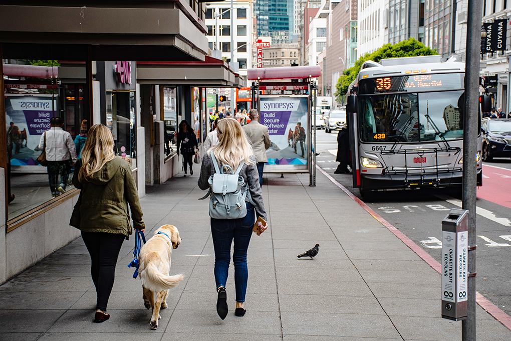 The San Francisco Innovative Retail Walking Tour