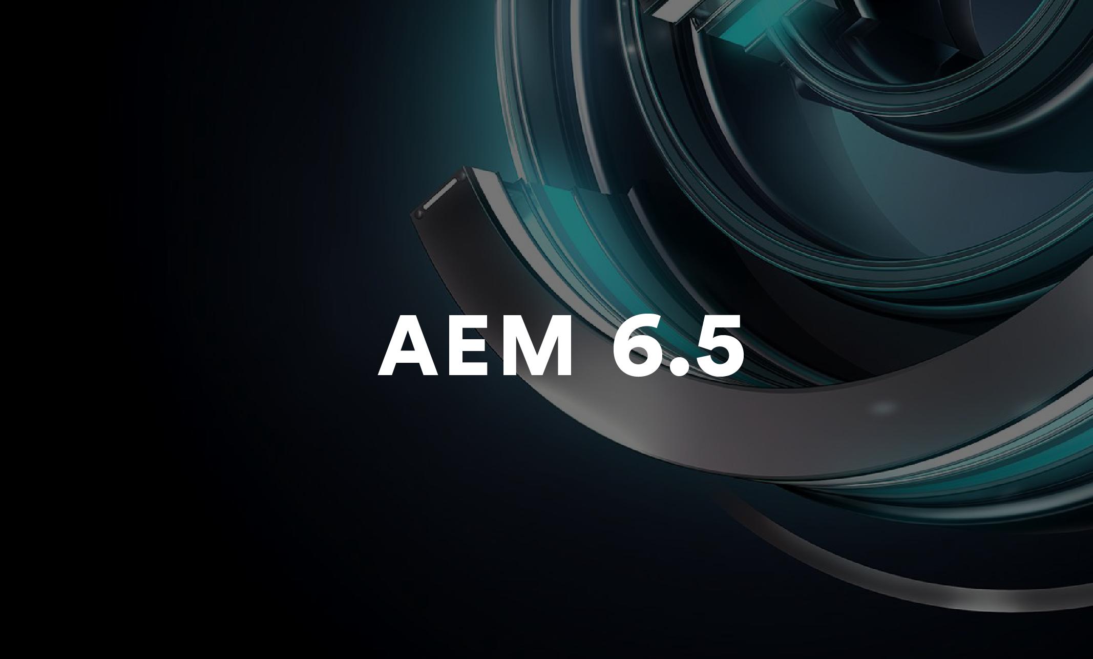 AEM 6.5