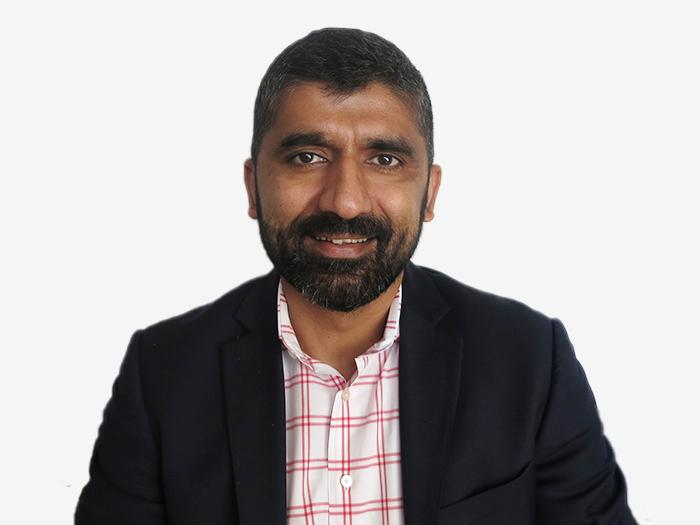 Arun Kumar headshot
